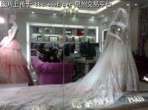 泉州最长婚纱