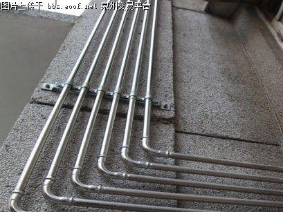 薄壁不锈钢水管,家装首选产品