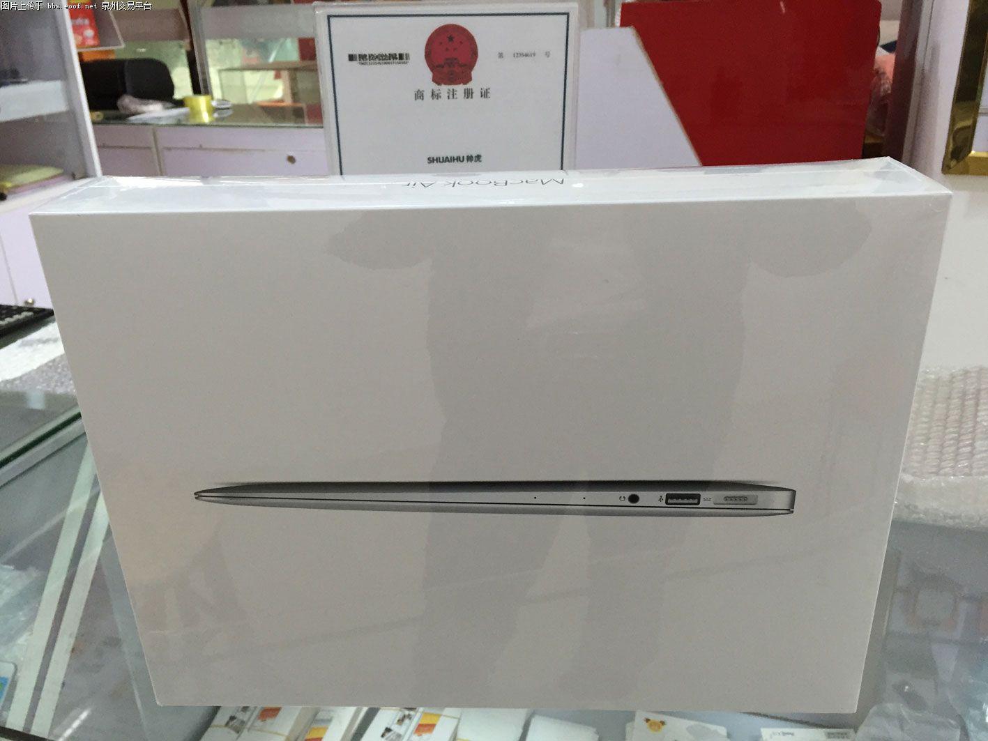 6188元全新macbook air 苹果笔记本 13.3寸 国行未拆封未高清图片